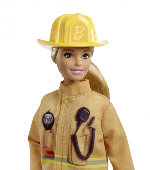 Barbie 60 urodziny: Lalka Strażak