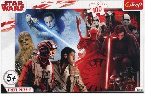 Puzzle 100: Star Wars - Walka dobra ze złem (16336)
