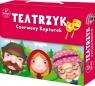 Teatrzyk - Czerwony KapturekWiek: 3+
