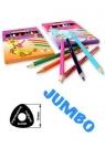 Kredki ołówkowe Jumbo