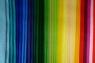 Filc dekoracyjny impregnowany Happy Color - 20x30cm, 4mm, 5 ark. - czerwony nr 2