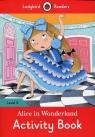 Alice in Wonderland Activity Book Level 4