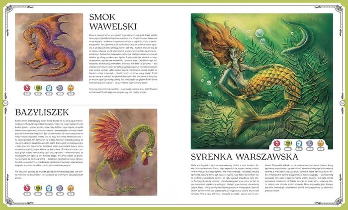 Atlas - stwory i potwory Agnieszka Antosiewicz