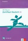 Mit Erfolg zum Zertifikat Deutsch B1 Ubungsbuch + CD