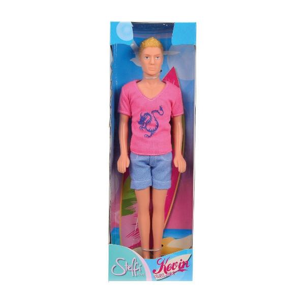 KEVIN W letnim stroju, różowa koszulka (105731629)