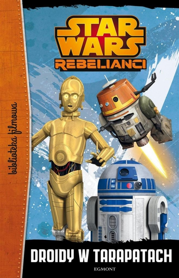 Star Wars Rebelianci Droidy w tarapatach 	 (09360)