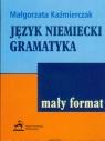 Język niemiecki Gramatyka Mały format
