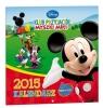 Kalendarz 2015 z naklejkami Klub Przyjaciół Myszki Miki KAL19