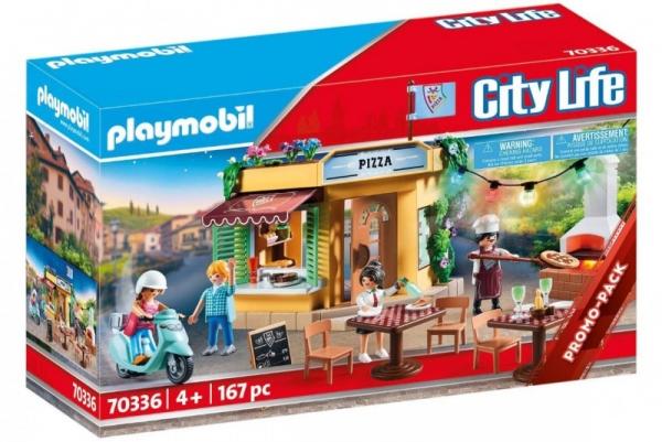 City Life Pizzeria z ogródkiem 70336 (70336)