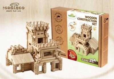 Klocki seria Forteca - Zamek 294 części