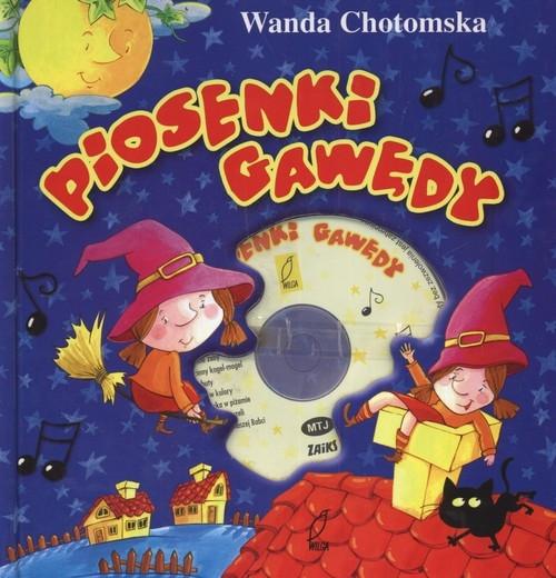 Piosenki Gawędy Chotomska Wanda Wilga Księgarnia