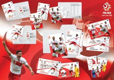 Blok rysunkowy Interdruk PZPN bloki A4 biały 20 kartek