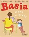 Basia i Mama w pracy w.2021