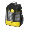 Plecak be.bag airgo SmileyHappy B&W Stripes (50015160)