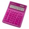 Kalkulator biurowy Citizen SDC-444X RPKE różowy, 12-cyfrowy