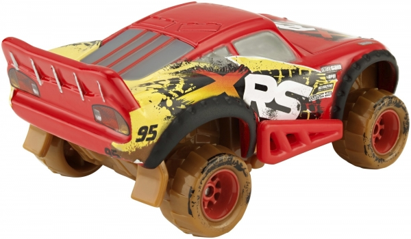 Cars XRS auto resorowane - Lightning McQueen
