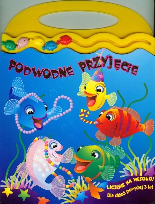 Podwodne przyjęcie Liczenie na wesoło