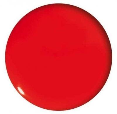 Magnesy do tablic czerwone 30mm/5szt. - gładkie (GM401-C5)