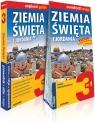 Ziemia Święta i Jordania 3w1: przewodnik + atlas + mapa explore! guide Derlicki Dominik