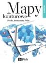 Geografia Mapy konturowe