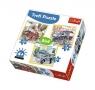 Puzzle 3w1 Pojazdy interwencyj