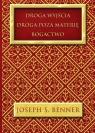 Droga wyjścia Droga poza materię Bogactwo Benner Joseph S.