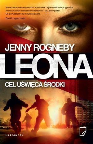 Leona Cel uświęca środki Rogneby Jenny