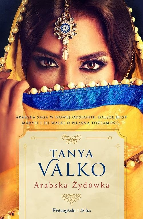 Arabska Żydówka Valko Tanya