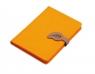 Pamiętnik Mambo B6(linia) pomarańczowy