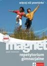 Magnet język niemiecki Repetytorium z płytą CD A2