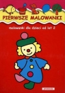 Pierwsze malowanki Malowanki dla dzieci od lat 2