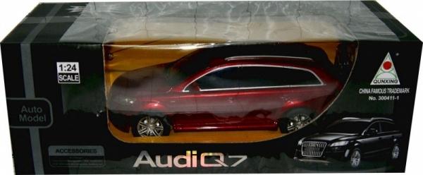Audi Q7 na radio