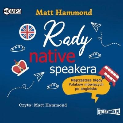 Rady native speakera (Audiobook) Matt Hammond