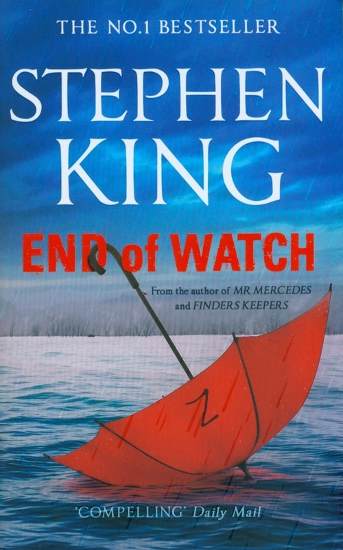End of Watch King Stephen