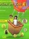 Alex et Zoe 3 Podręcznik + livret de civilisation Samson Colette