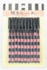 Zestaw 10 długopisów żelowych