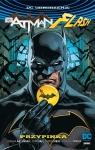 Batman Flash Przypinka