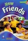 New Friends 2. Podręcznik dla szkoły podstawowej z płytą CD