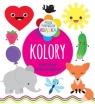 Moja pierwsza książka - Kolory. Słowniczek polsko-angielski praca zbiorowa