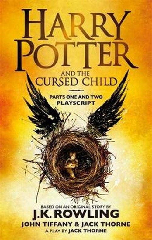 Harry Potter and the Cursed Child Rowling J.K.