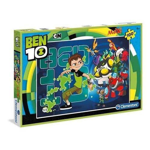 Puzzle 100 Maxi Ben 10