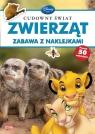 Disney Uczy Cudowny świat zwierząt Zabawa z naklejkami (UDS9)