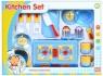 MC Zestaw kuchenny z akcesoriami MEGA CREATIVE 419321