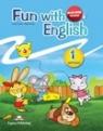 Fun with English 1 SP Podręcznik + Multi-ROM. Język angielski Jenny Dooley, Virginia Evans