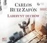Labirynt duchów  (Audiobook) Zafon Carlos Ruiz
