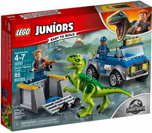 Lego Juniors: Na ratunek raptorom (10757)