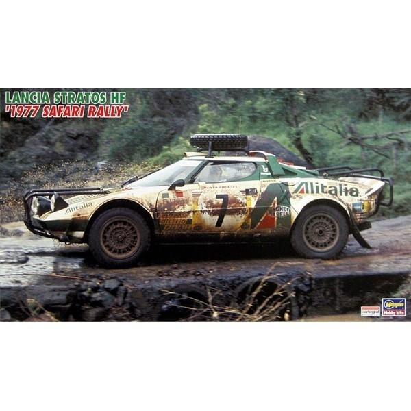 Lancia Stratos HF 1977 Safari