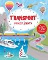 Transport Pojazdy Świata Poznaję Świat + naklejki