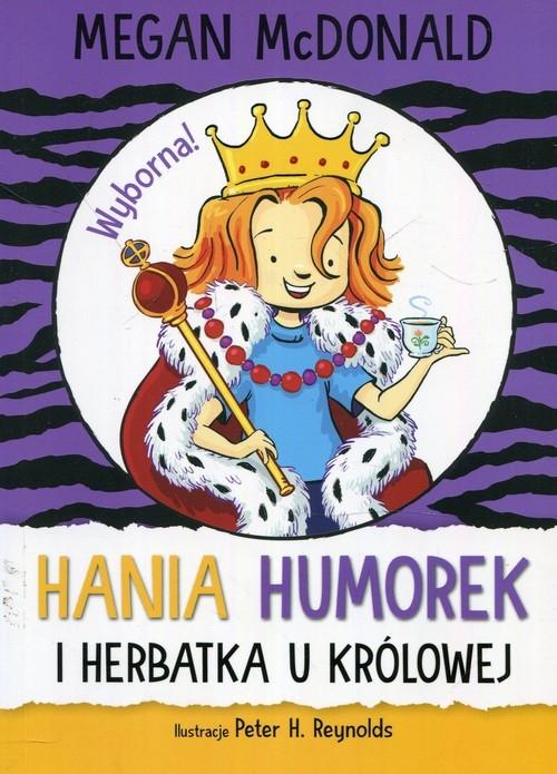 Hania Humorek i herbatka u królowej McDonald Megan