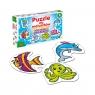 Puzzle dla maluszków: Podwodne zwierzęta (0536)